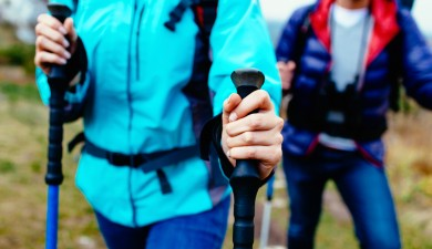 Weekend z Nordic Walking